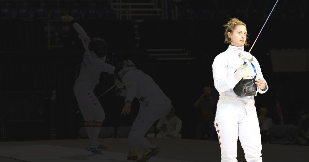 Karen Laansoo - Fencing