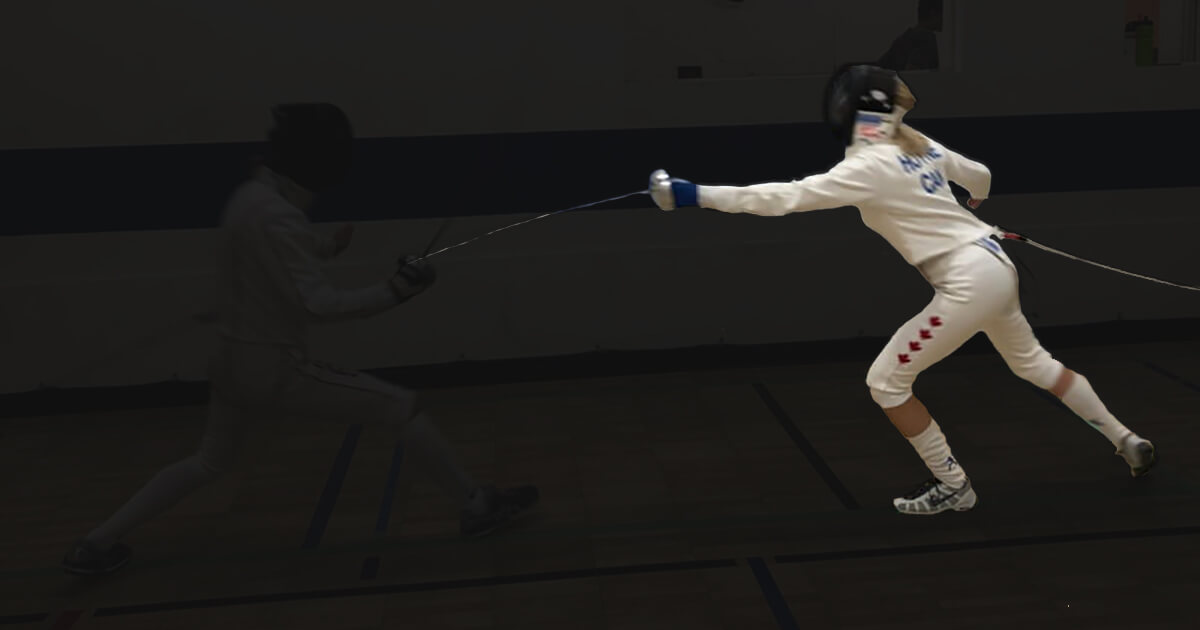 Lorraine Hoyne: Fencing