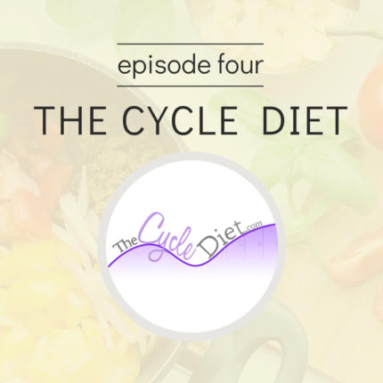 Episode cover art for Episode 4: The Cycle Diet