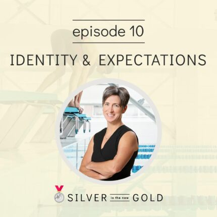 Episode cover art for Episode 10: Identity & Expectations