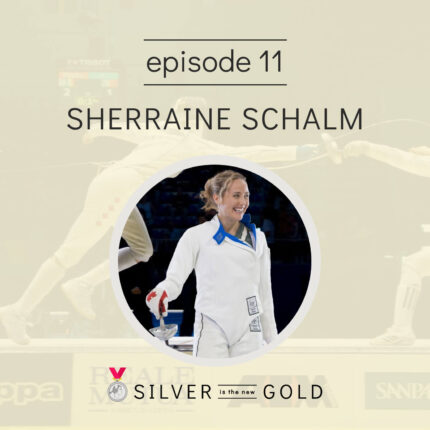 Episode cover art for Episode 11: Sherraine Schalm